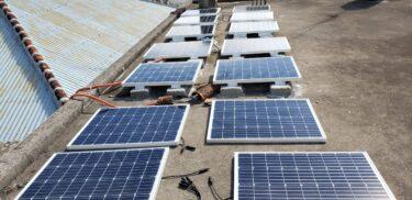 【蓄電池を使った電気代の節約】エアコンを太陽光発電に任せた結果