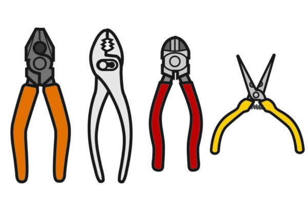 一般的な工具類(アニメ)