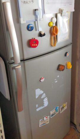 蓄電池で冷蔵庫を長時間動かす