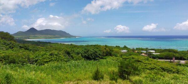 石垣島のキレイな景色
