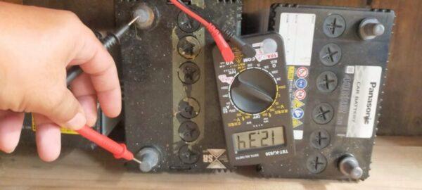 13.34V 40B19Lバッテリー