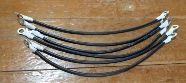 並列接続用のケーブル完成