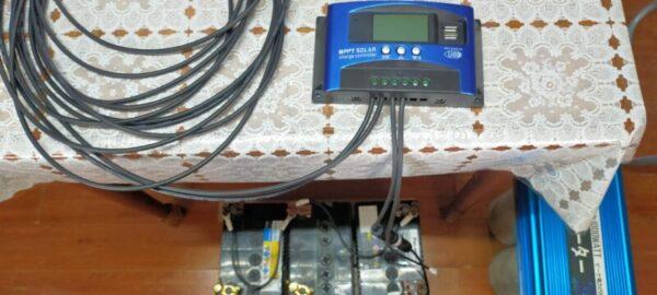 ソーラー発電つき蓄電池の自作に使う部品と工具