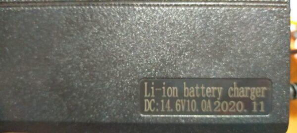 リン酸鉄リチウムイオンバッテリー12V専用充電器