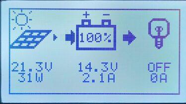 蓄電池によって違う【リン酸鉄リチウムイオンバッテリー充電が止まる電圧】